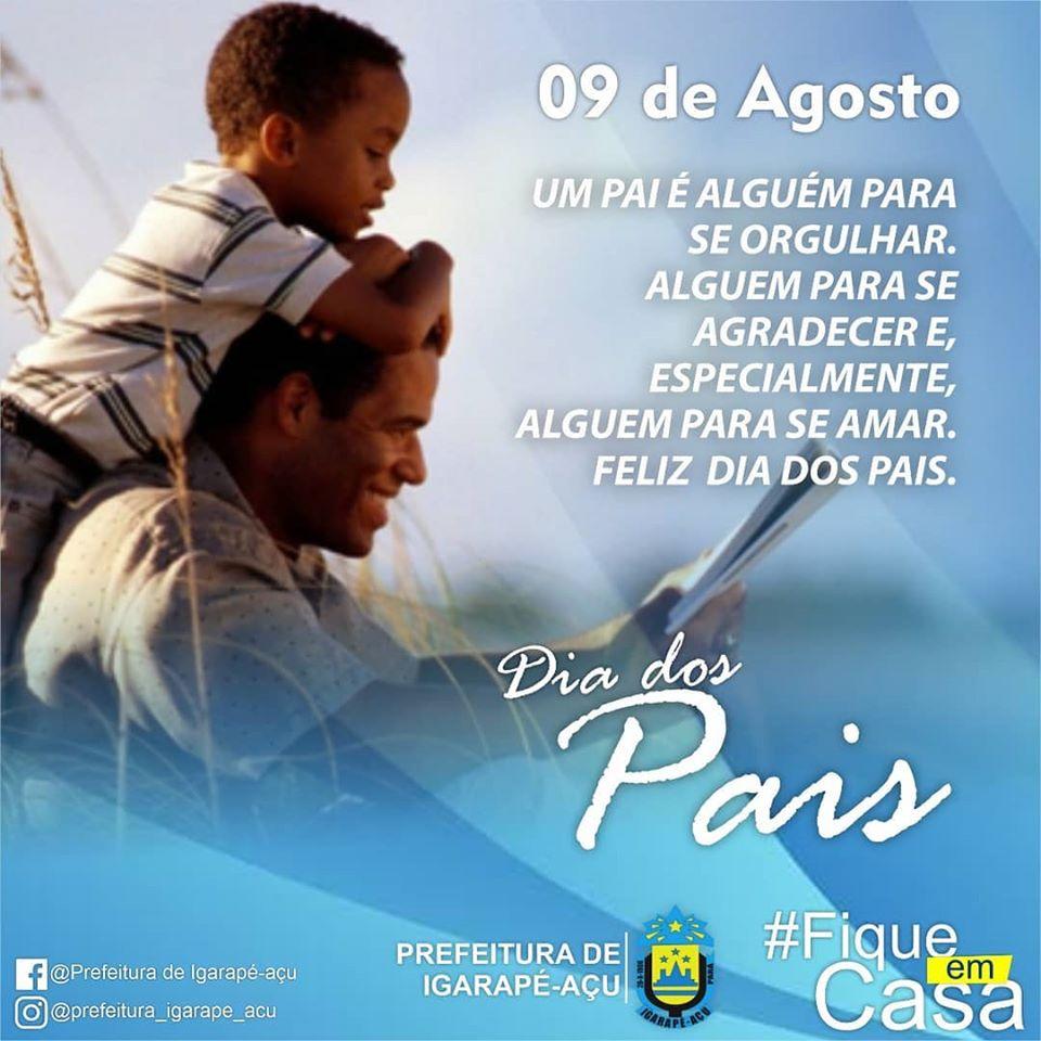 Homenagem ao dias dos Pais - Prefeitura Municipal de ...