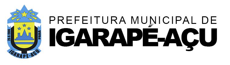 Prefeitura Municipal de Igarapé-Açu | Gestão 2021-2024